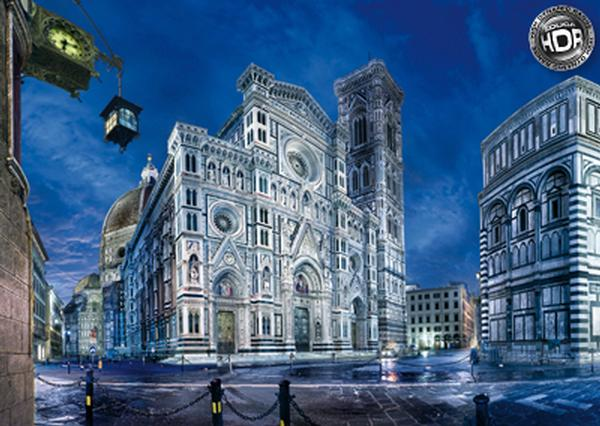 Santa Maria Ded Fiore Cathedral Italy Jigsaw Puzzle