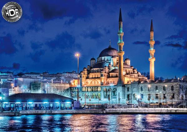 Sea of Marmara, Istanbul Travel Jigsaw Puzzle
