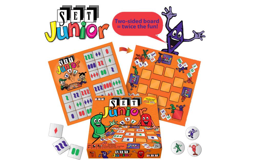 Set Jr. Board Game