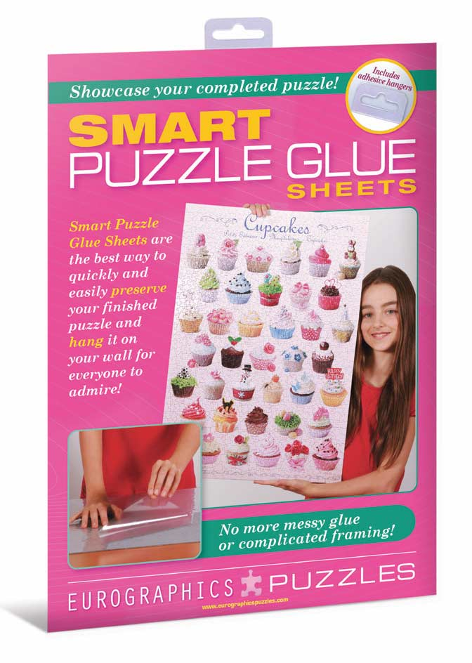 Smart Puzzle Glue Sheets Accessory