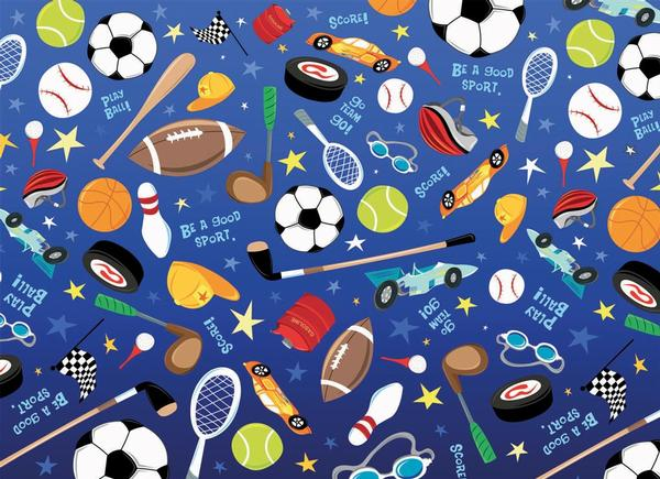 Sports Galore Sports Large Piece