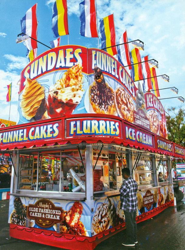 State Fair, Albuquerque, New Mexico (Colorluxe) Carnival Jigsaw Puzzle