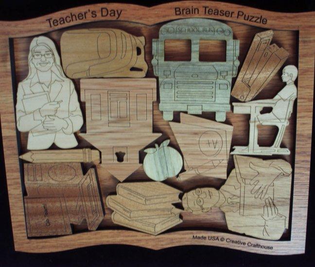 Teacher's Day Puzzle