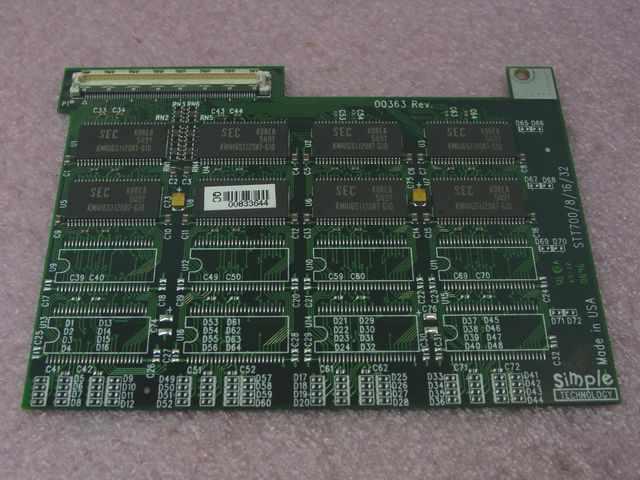 Toshiba PA2036U 16MB Tecra 700CS