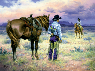 The Jitters Countryside Jigsaw Puzzle