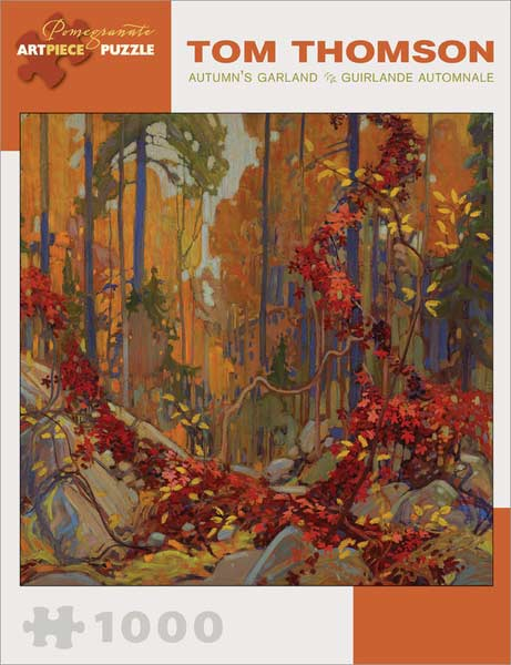 Autumn's Garland Fall Jigsaw Puzzle