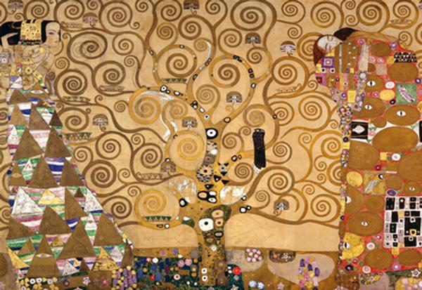 The Tree of Life, G. Klimt Jigsaw Puzzle