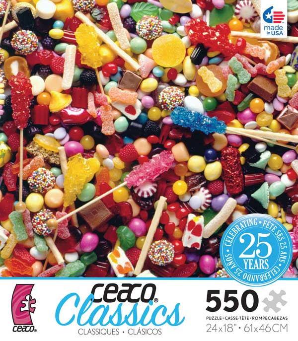 Classics - Trick or Treat? Food and Drink Jigsaw Puzzle