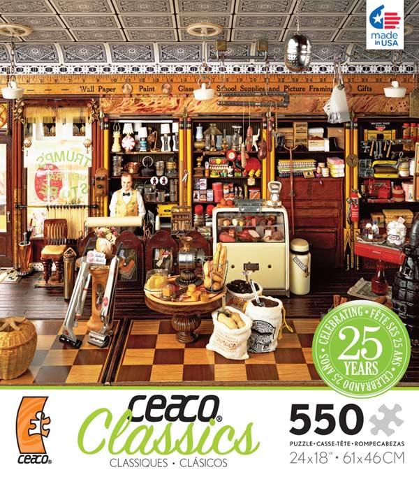 Classics - Trump's General Store Americana Jigsaw Puzzle