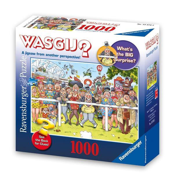 WASGIJ? Original - Ride Like the Wind Wasgij Jigsaw Puzzle