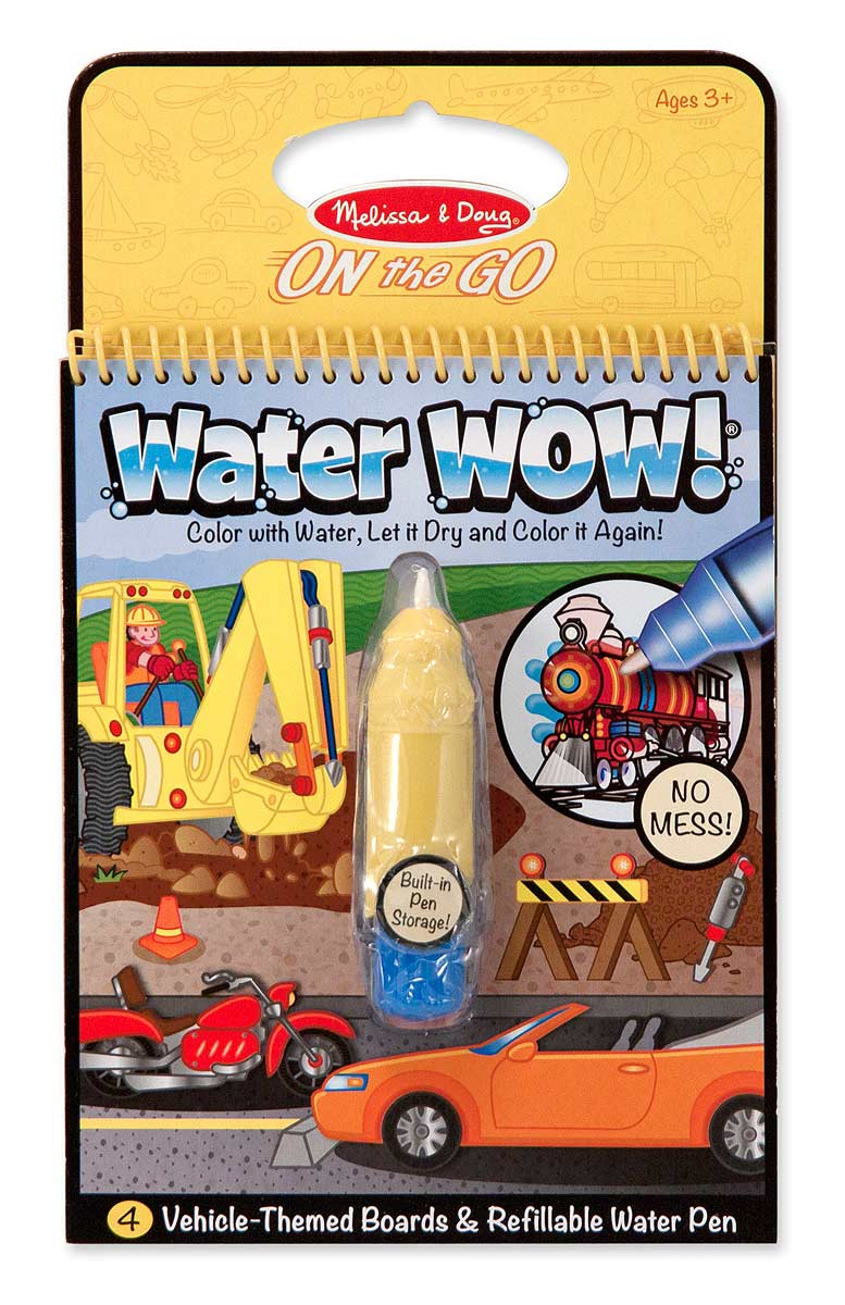 Vehicles (Water Wow!)