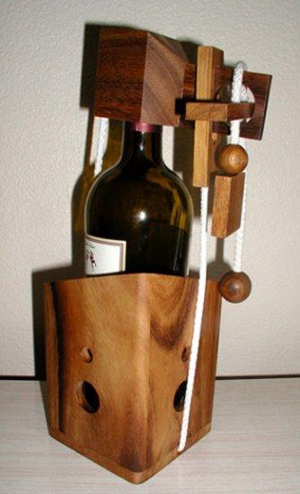 Wine Bottle Connoisseurs Dilemma