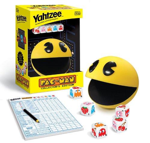 Yahtzee Pac Man Puzzlewarehouse Com