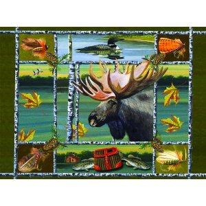 Yukon Territory Wildlife Jigsaw Puzzle