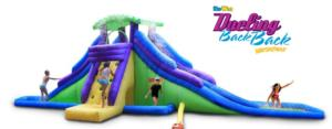 KidWise Dueling® Back To Back Waterpark