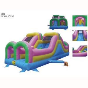 26' Double Challenger Slide