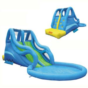 KidWise Big Surf Double Waterslide