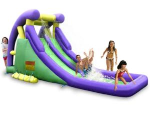 KidWise Double Waterslide