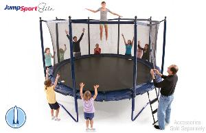 JumpSport Elite PowerBounce Trampoline System