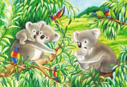 Sweet Koalas and Pandas Animals Multi-Pack