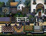 Amish Quilts Quilting & Crafts Jigsaw Puzzle