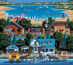 Bear Lake Lakes / Rivers / Streams Jigsaw Puzzle