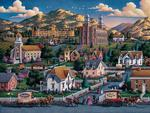 Logan Summer Cities Jigsaw Puzzle