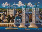 London Tower Bridge Lakes / Rivers / Streams Jigsaw Puzzle