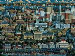 Philadelphia Folk Art Jigsaw Puzzle