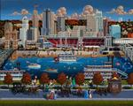 Cincinnati Lakes / Rivers / Streams Jigsaw Puzzle