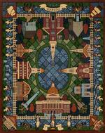 Boston Quilt Boston Jigsaw Puzzle