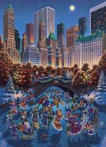 Central Park New York Jigsaw Puzzle