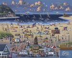 Seaside Beach Jigsaw Puzzle