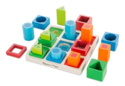 Shape Sequence Sorting Set Toy