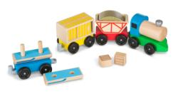Cargo Train Trains Toy
