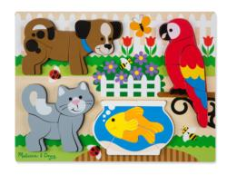 Jumbo Pets Dogs Children's Puzzles