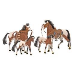 Horse Family Play Set