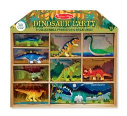 Dinosaur Party Miniature