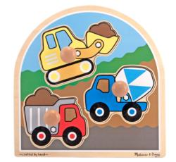 Construction Children's Puzzles