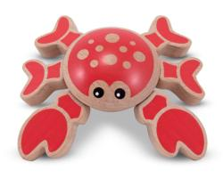 Twisting Crab Toy