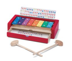 Learn-to-Play Xylophone Toy