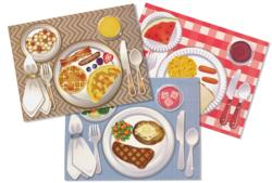 Make-a-Meal Sticker Pad Food and Drink Activity Books and Stickers