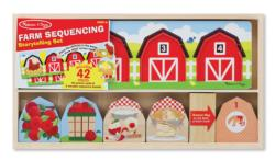 On the Farm Sequencing Set Educational Game