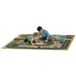 Jumbo Roadway Rug Activity - Educational