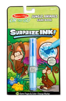 Surprize Ink! - Jungle Safari Activity Books and Stickers