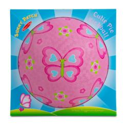 Cutie Pie Butterfly Kickball Outdoor Play