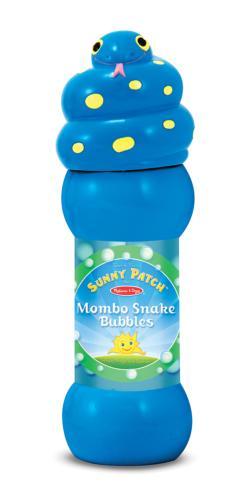 Mombo Snake Bubbles Toy