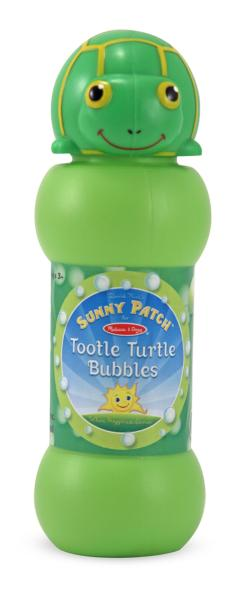 Tootle Turtle Bubbles Toy