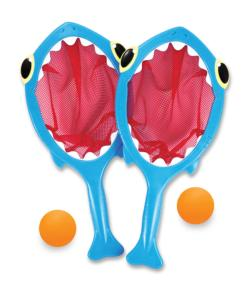 Spark Shark Toss & Catch Toy