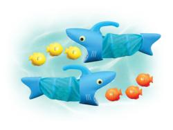 Spark Shark Fish Hunt Toy